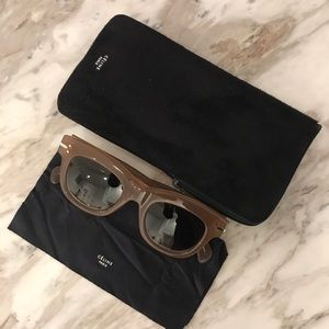 Céline Taupe Pink Lucy Sunglasses